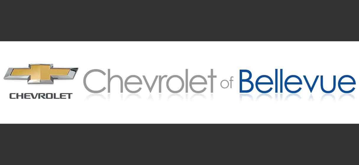 chevrolet of bellevue logo